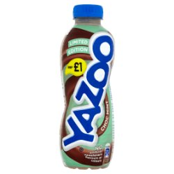 Yazoo Limited Edition Choc Mint 400ml