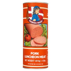Danish Maid Pork Luncheon Meat 1.81kg