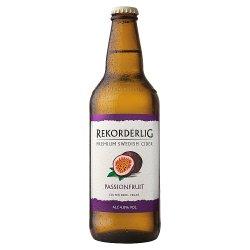 Rekorderlig Premium Swedish Passion Fruit Cider 500ml