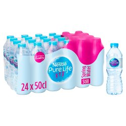 Nestle Pure Life Still Spring Water 24x500ml