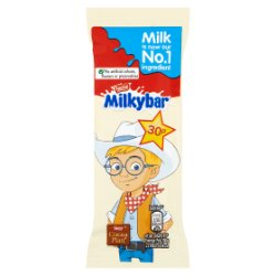 Nestlé® Milkybar® White Chocolate Kid Bar 12g
