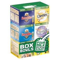 Nestlé Box Bowls Cereal 210g