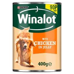 Winalot Classics Chicken Mixed in Jelly 400g