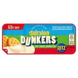 Dairylea Dunkers Ritz Cheese Snacks 69p 43g