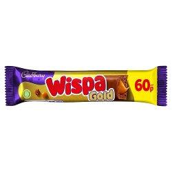 Cadbury Wispa Gold Chocolate Bar 60p 48g