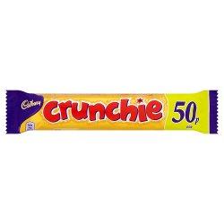Crunchie 50p