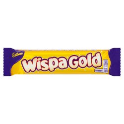 Cadbury Wispa Gold Chocolate Bar 48g