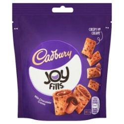 Cadbury Chocolate Pillows 75g