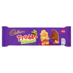 Cadbury Dairy Milk Freddo Chocolate Biscuits 167g