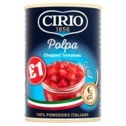 Cirio Chopped Tomatoes 400g