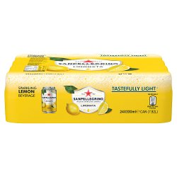 San Pellegrino Lemon 24x330ml