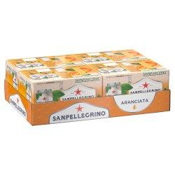 Sanpellegrino Orange 4x6x330ml