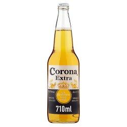 Corona Lager Beer Bottle 710ml