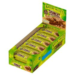 Nature Valley Crunchy Oats & Chocolate Cereal Bars 18 x 42g
