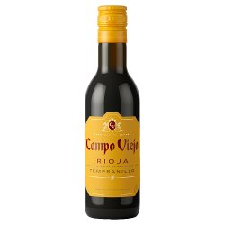 Campo Viejo Rioja Tempranillo Red Wine 187ml