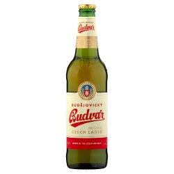 Budweiser Budvar Original Czech Lager 500ml