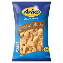 Aviko Food Service Roasting Potatoes 2500g