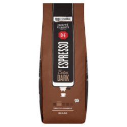 Douwe Egberts Extra Dark UTZ Espresso Coffee Beans 1kg