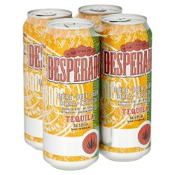 Desperados Tequila Lager Beer Can 4 x 500ml