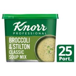 Knorr Classic Broccoli & Stilton Soup 25 Portions
