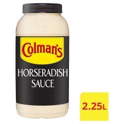 Colman's Horseradish Sauce 2.25L