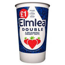 Elmlea Double 284ml