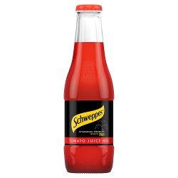 Schweppes Tomato Juice 200ml Bottle