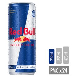 Red Bull Energy Drink, PM £1.35, 250ml (24 Pack)