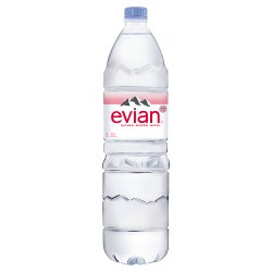 evian Still Natural Mineral Water 1.5L