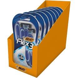BIC Flex 3 BL4 - Box of 8