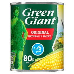 Green Giant Original Corn 198g