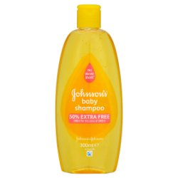 JOHNSON'S® Baby Shampoo 300ml Promotional Pack