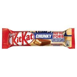 KITKAT Chunky New York Cheesecake Chocolate Bar 42g