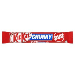 KITKAT Chunky Duo Milk Chocolate Bar, 70g