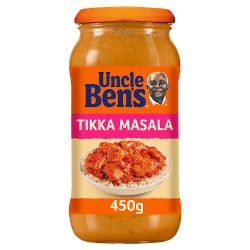 Uncle Bens Tikka Masala Curry Sauce 450g