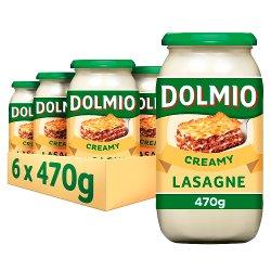 Dolmio Lasagne Creamy White Sauce 470g