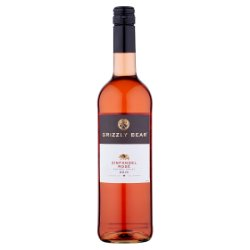 Grizzly Bear Zinfandel Rosé 750ml