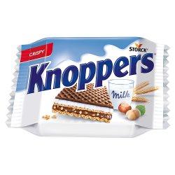 Knoppers Crispy Milk-Hazelnut Wafer 25g