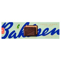 Bahlsen Choco Moments Crunchy Mint 120g