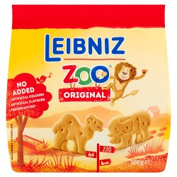 Bahlsen Zoo Original Butter Biscuits 100g
