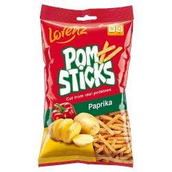 Lorenz Snack-World Pomsticks Paprika 85g