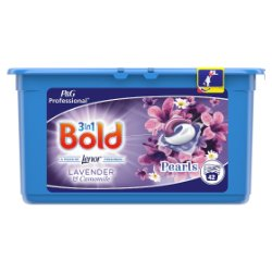 Bold 3in1 Pods Lavender & Camomile Washing Liquid Capsules 42 Washes