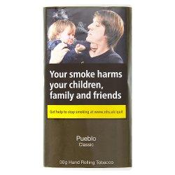 Pueblo Classic Hand Rolling Tobacco 30g