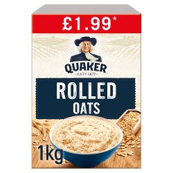 Quaker Rolled Oats £1.99 RRP PMP 1kg