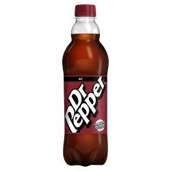 Dr Pepper 500ml PMP GBP1