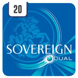 Sovereign Dual King Size 20 Cigarettes
