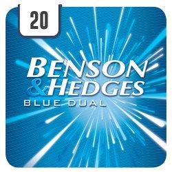 Benson & Hedges Blue Dual 20 Cigarettes