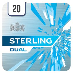 Sterling Dual 20 Cigarettes