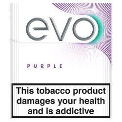 Evo Tobacco Sticks Purple