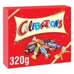 Celebrations Chocolate Gift Box 320g